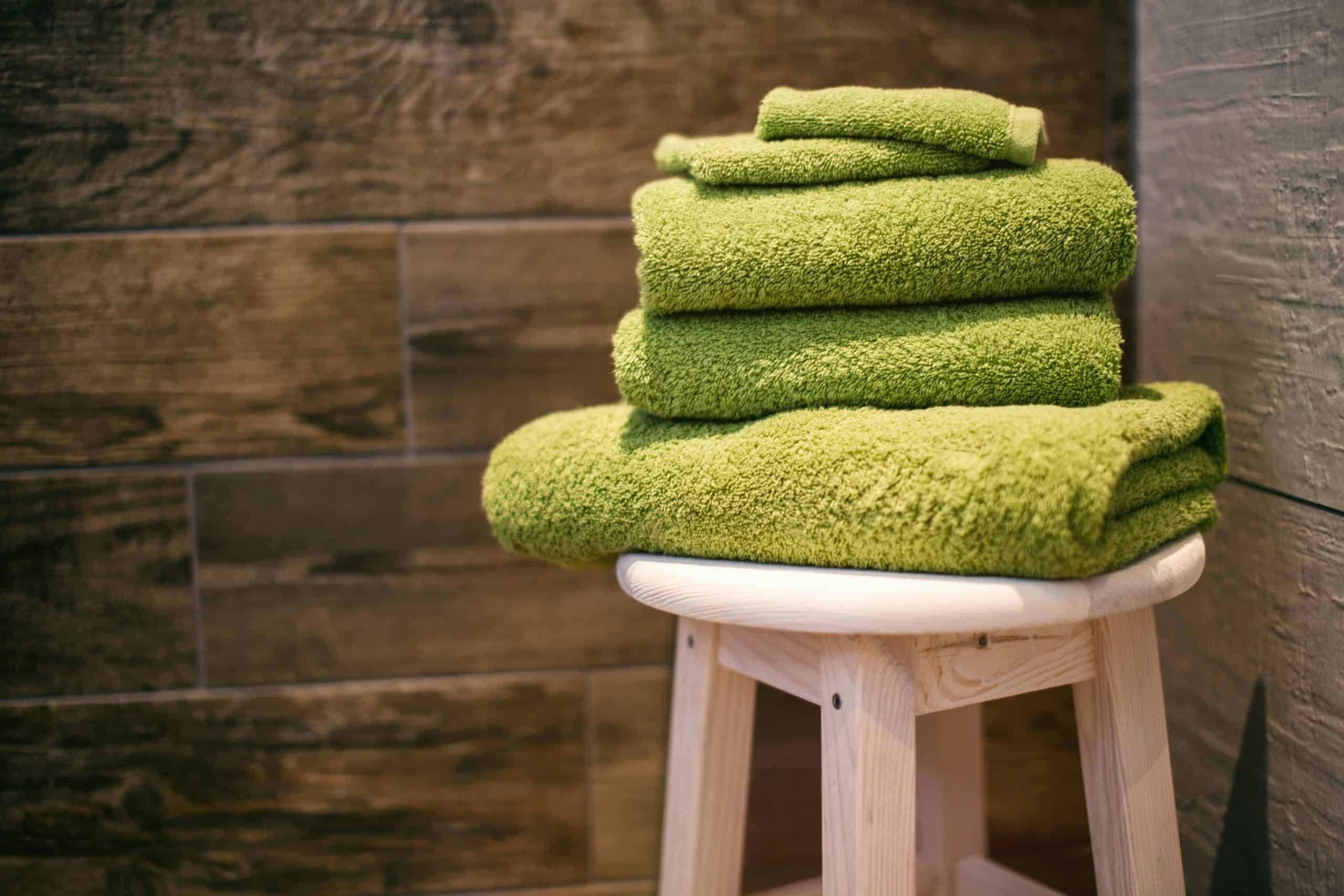 Set of towels
