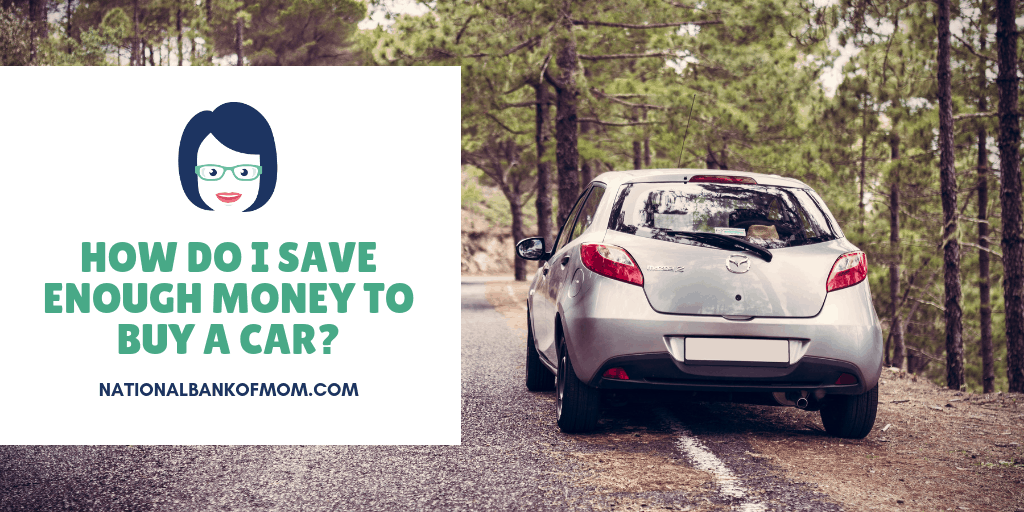 How to save money to buy a car